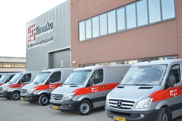 Teamleider Service Buitendienst (STATUS: ACTIEF)